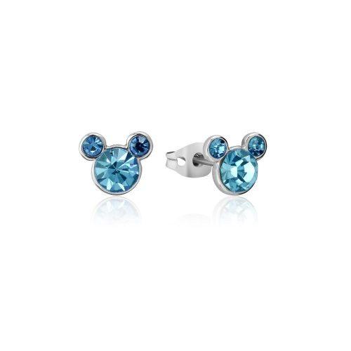 Disney ECC Mickey March Birthstone Stud Earrings