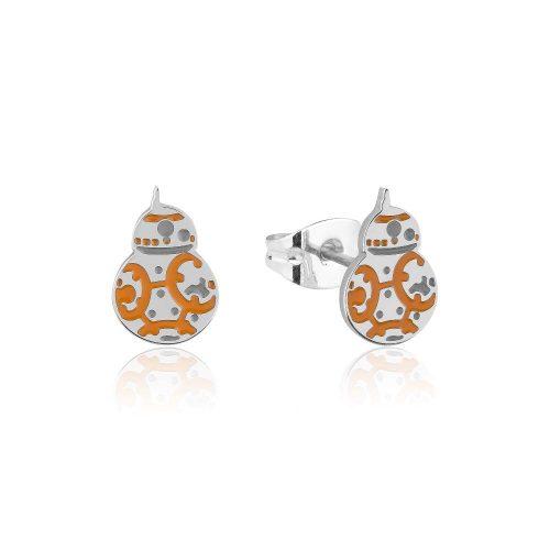 BB-8 Enamel Stud Earrings