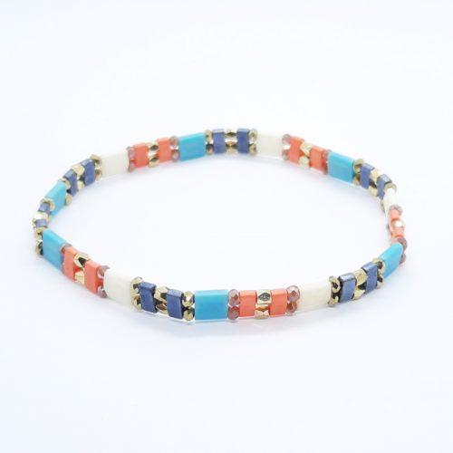 Ceramic Tile Bracelet 021