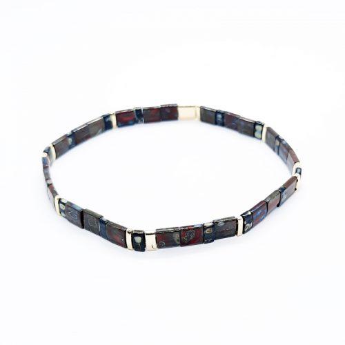 Ceramic Tile Bracelet 022
