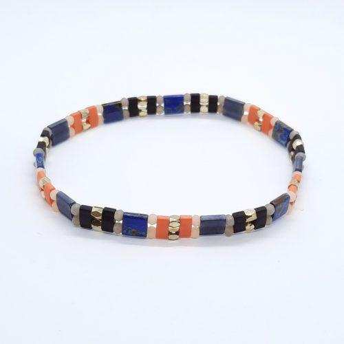Ceramic Tile Bracelet 028