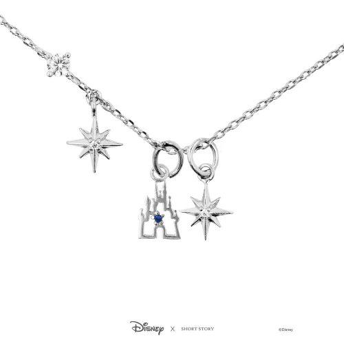Disney Castle Charm Necklace