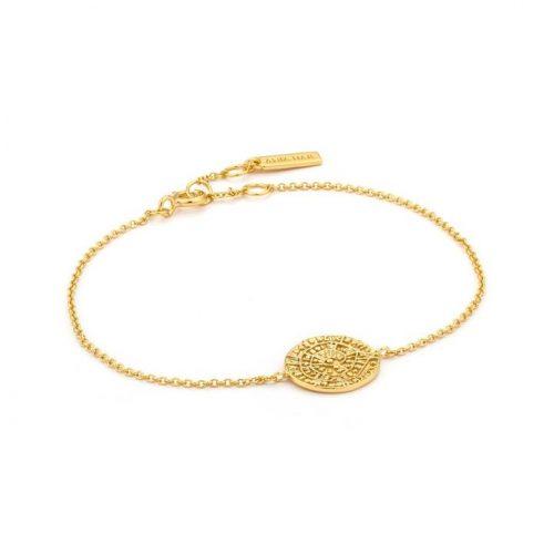 Gold Ancient Minoan Bracelet