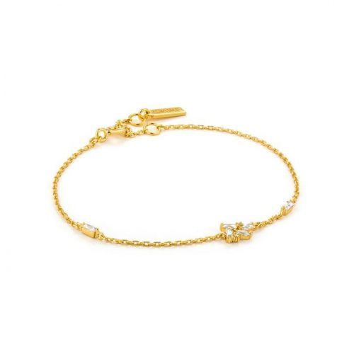 Glow Getter Cluster Bracelet