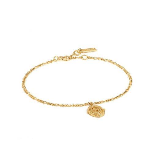 Gold Axum Bracelet
