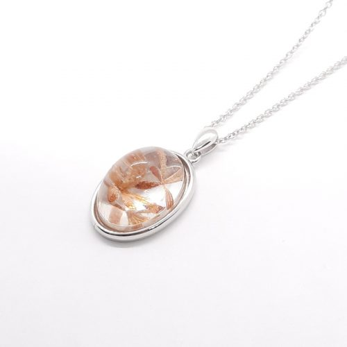 Abelia Small Necklace