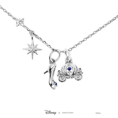 Disney Cinderella Charm Necklace