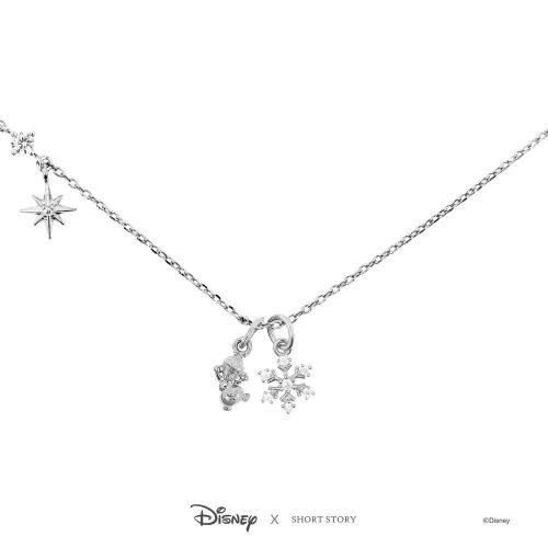 Disney Frozen Olaf Charm Necklace
