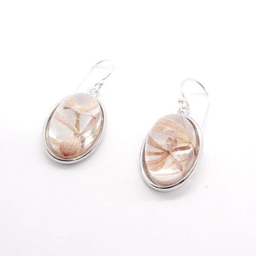 Abelia Silver Earrings