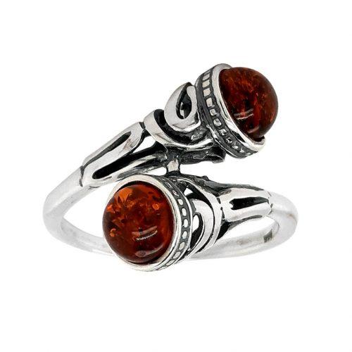 Genuine Baltic Amber Ring 275