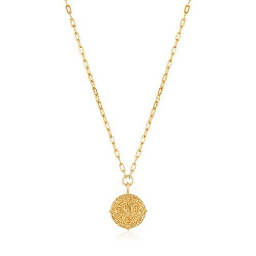 Gold Axum Necklace