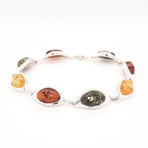 Genuine Baltic Amber Bracelet 251