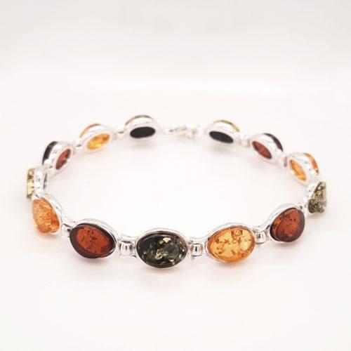 Genuine Baltic Amber Bracelet 256