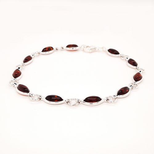 Genuine Baltic Amber Bracelet 268