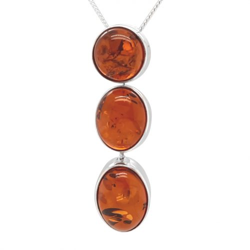 Genuine Baltic Amber Necklace 283