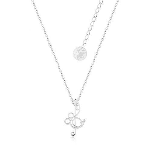 Disney Fantasia Mickey Mouse Treble Clef Necklace