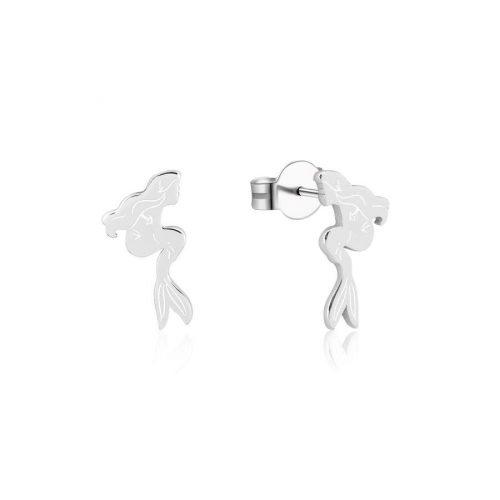 Ariel Sterling Silver Stud Earrings