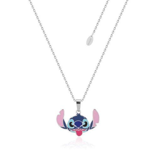 ECC Lilo and Stitch Enamel Necklace