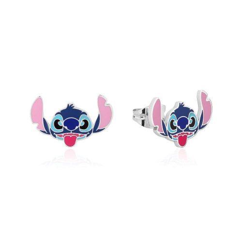 ECC Lilo and Stitch Enamel stud Earrings